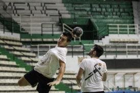 Ego Handball al PalaEstra contro Cingoli