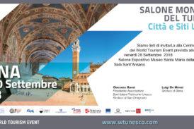 WTE: per 3 giorni Siena centro del mondo Unesco