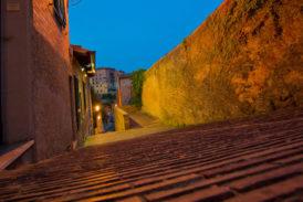 """A passeggio di notte, alla scoperta della """"Siena magica"""""""