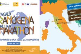 La World Francigena Ultramarathon spostata al 27 ottobre