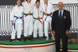 Judo: al trofeo Macaluso bene i giovani del Cus Siena