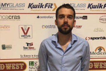 Prima gara del 2019 della Virtus con Oleggio