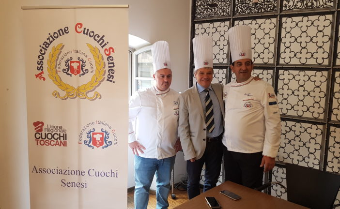 Siena per due giorni al centro della gastronomia italiana