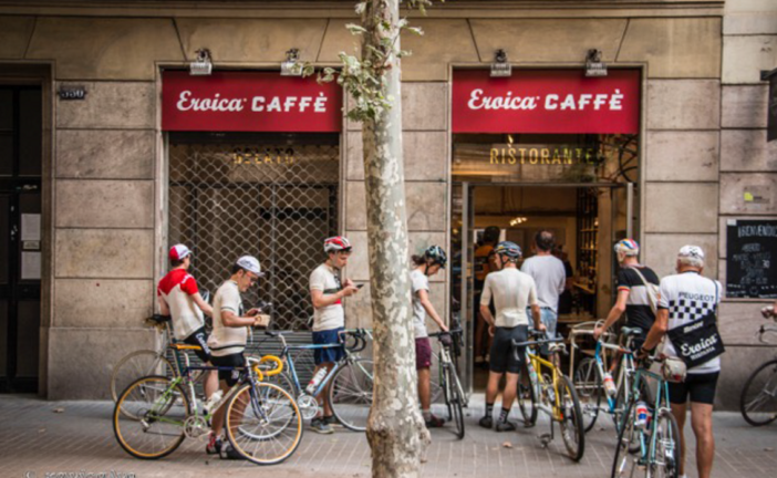 Si inaugura l'Eroica Caffè Barcelona