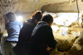 Chiusi: Giornate Aperte agli scavi della catacomba di Santa Mustiola