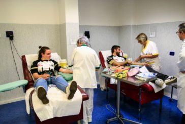 Halloween di sangue… donato al policlinico