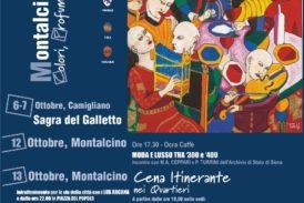Storia, cultura, sport e musica: Montalcino in festa