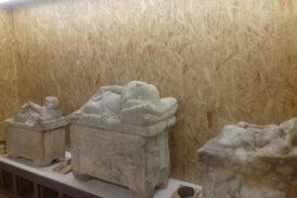 Monteriggioni: viaggio nel passato più antico con gli Etruschi