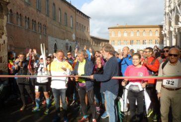 Partita la Francigena Ultramarathon