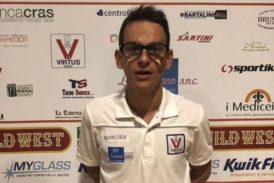 Virtus: è scontro al vertice con Castelfiorentino