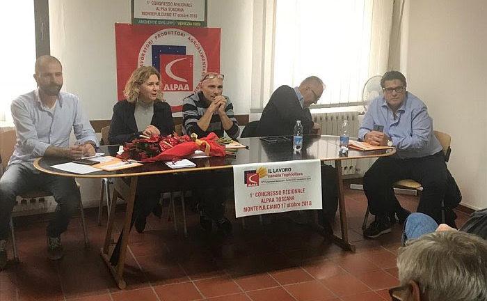A Montepulciano il 1° congresso di Alpaa Toscana