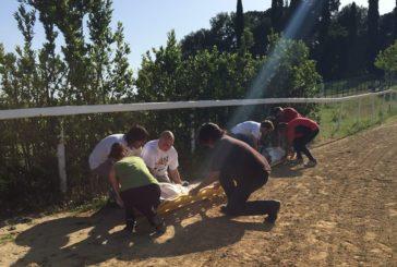 """Sabatini: """"Rimandiamo al mittente le accuse sul soccorso in piazza"""""""