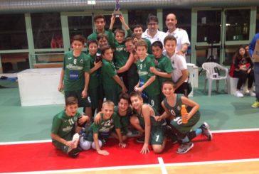 """Esordienti minibasket trionfano al Memorial """"Bacci"""""""