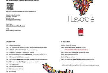 Fisac Toscana in congresso a Siena il 22 e 23 ottobre