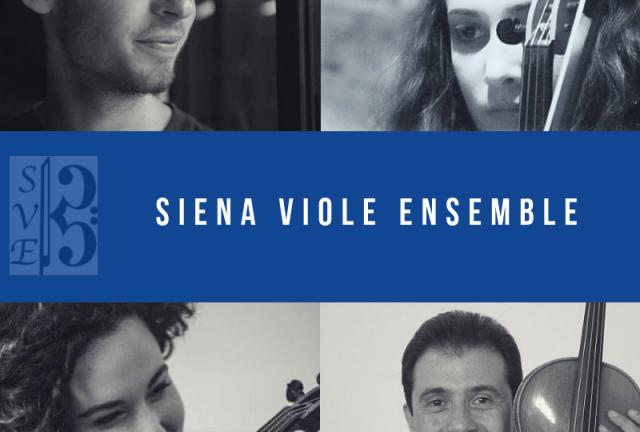 Il Siena Viola Ensemble del Franci apre il ViolaFest a Cremona