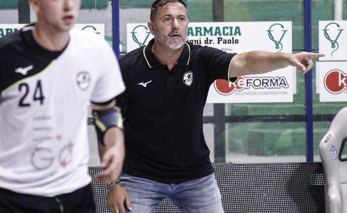 Ego Handaball sconfitta a Bologna 27-23