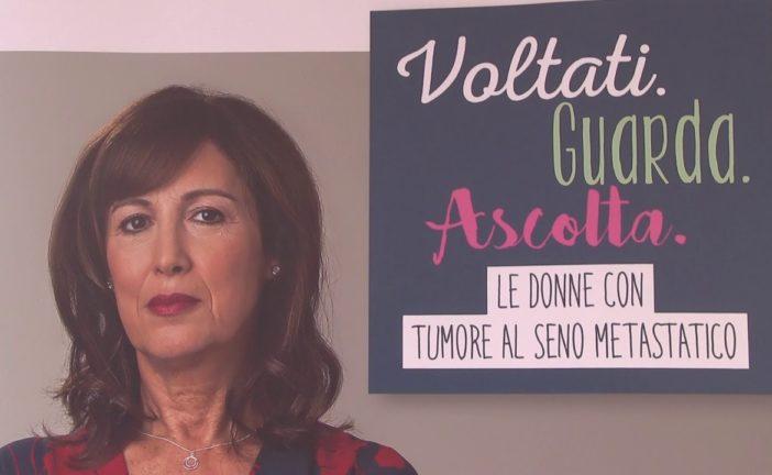 AFirenzela campagna che informa sul tumore al seno metastatico