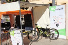 """L'ITS presenta a Roma il progetto """"eBike solar mobile charger"""""""