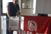 Fabio Seggiani rieletto Segretario provinciale della FILLEA CGIL