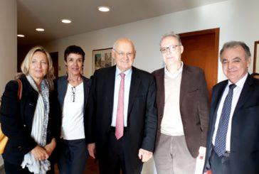 """Il """"padre"""" della riforma del Terzo settore Zamagni all'Università di Siena"""