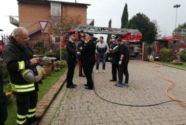 Incendio a Sovicille: morta una donna
