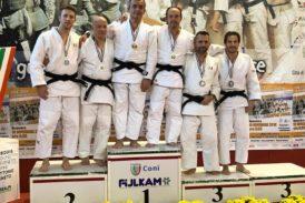 I judoisti cussini  conquistano un oro e un argento a Vittorio Veneto
