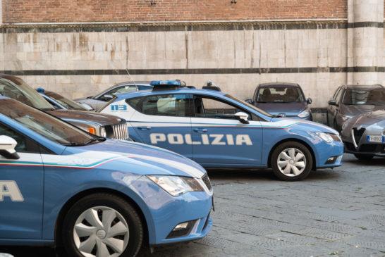 Polizia: denunciati due giovani e sanzionati 3 per ubriachezza molesta