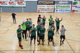 Ego Handball Siena vittoriosa a Merano