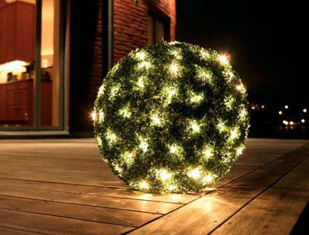 Addobbi Natalizi X Esterni.Idee Ornamentali Natale 2015 Per Esterno Il Cittadino Online
