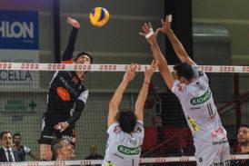 Volley: Siena non riesce nell'impresa di vincere a Padova