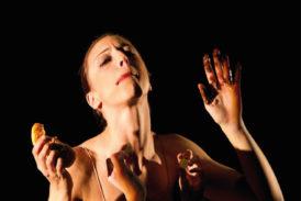 "Agli ""Aperitivi in danza"" anteprima regionale di ""Tu mia"""