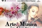 A Poggibonsi la musica e l'arte entrano nei negozi