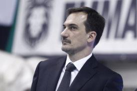 """Sacripanti: """"Piena fiducia a Coach Cichello e allo staff tecnico"""""""