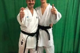 Karate: Cesare Banfi convocato in Nazionale