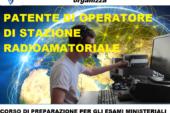 Operatore radioamatoriale: corso invernale per il conseguimento della licenza