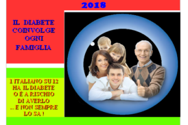 Giornata mondiale del diabete: celebrazioni a Nottola