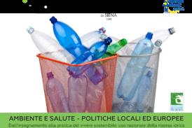 Sicurezza e qualità dell'acqua corrente: uso razionale della risorsa idrica