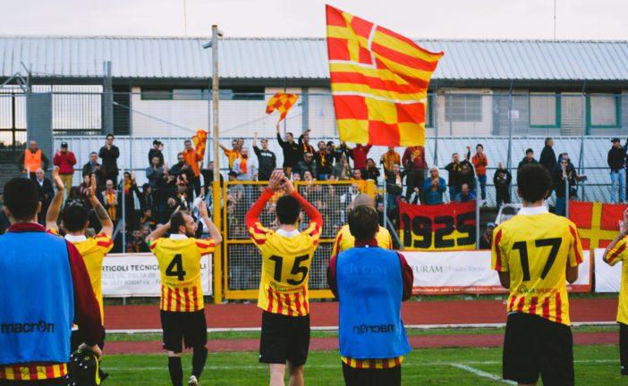 Poggibonsi perde la finale 1 dei play-off nazionali di Eccellenza