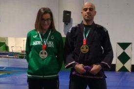 Due prestigiose medaglie per la sezione Brazilian jiu jitsu