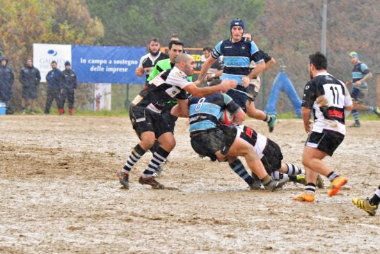 Rugby: il Cus Siena imbattuto in casa