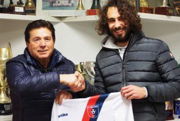 Sinalunghese: arriva il centrocampista Luca Bartoccini