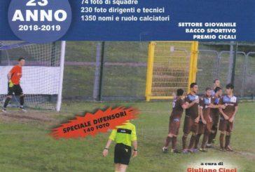 L'Annuario del calcio senese è arrivato al 23° anno