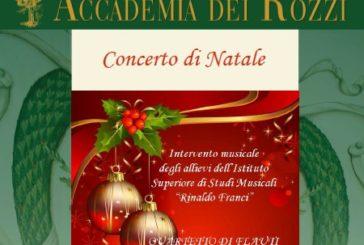 Concerto di Natale del Franci ai Rozzi