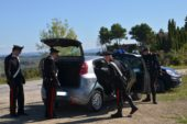 Auto rubata ritrovata grazie al Gps