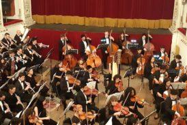 La Dartmouth Symphony Orchestra chiude il suo tour ai Rinnovati
