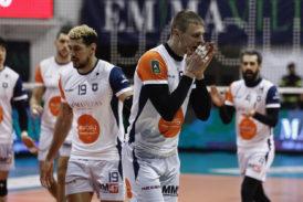 Monza vince a Siena: al PalaEstra finisce 1-3