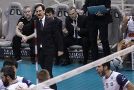 Volley: Siena-Modena, sfida tra Cichello e Velasco