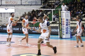 Al PalaEstra Siena affronta il Vero Volley Monza