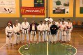 13  Atleti dell'Asd Shinan Karate Kai promossi ai gradi superiori Dan