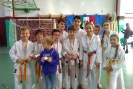 Belle prove per gli atleti dell'asd Shinan Karate Kai al Trofeo giovanissimi di Signa